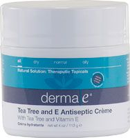 Derma E Tea Tree and E Antiseptic Creme