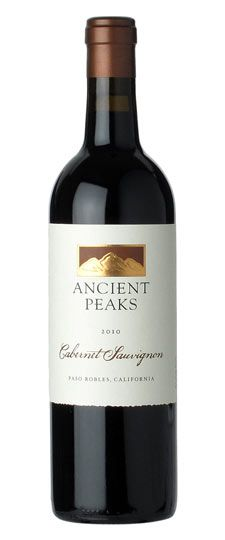 2010 Ancient Peaks Winery Cabernet Sauvignon #sustainable #eco #green