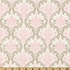 Premier Prints Madison Cozy/Bella Pink from @fabricdotcom  Screen printed on cotton duck; this versatile medium weight fabric is perfect for window accents (draperies, valances, curtains and swags), accent pillows, duvet covers and upholstery. Create handbags, tote bags, aprons and more. *Use cold water and mild detergent (Woolite). Drying is NOT recommended - Air Dry Only - Do not Dry Clean. Colors include pink, taupe and white.