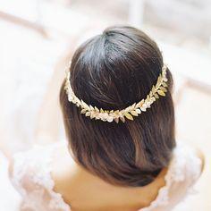 Roman crown bridal crown wedding headpiece by EricaElizabethDesign, $325.00