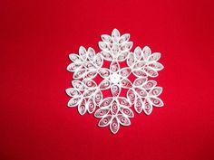 Disegno dell'ornamento del fiocco di neve in di joanscrafts