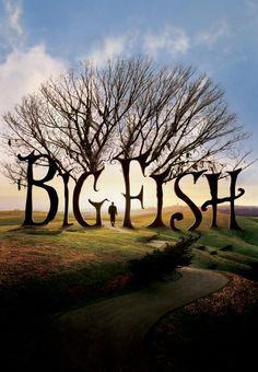 Big Fish de Tim Burton avec Ewan McGregor, Jessica Lange et Albert Finney Big Fish Film, Big Fish Movie, Ewan Mcgregor, Good Movies On Netflix, Great Movies, Movies To Watch, Amazing Movies, Film Watch, Movie Posters
