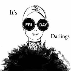 It's Friday, Darlings www.BeYOUtifulGifts.info