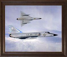 Convair F-106 Delta Dart USAF Aircraft Aviation Brown Rus... https://www.amazon.com/dp/B00GZHXQT4/ref=cm_sw_r_pi_dp_x_7n17yb0JZK48N