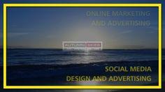 Autumn Skies Online Introduction Marketing And Advertising, Online Marketing, Sky Online, Social Media Design, Online Portfolio, Autumn, World, Youtube, Movie Posters