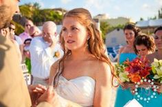 Cozumel Wedding, Uvas Beach