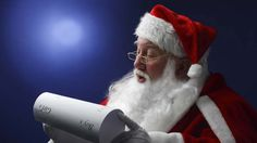 Tell the Kids that Santa's in a Recession Santa Letter, Christmas Morning, Children, Kids, Lettering, Young Children, Young Children, Letter From Santa, Boys