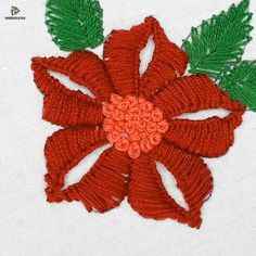 Hand Embroidery Flower Designs, Diy Embroidery Patterns, Basic Embroidery Stitches, Hand Embroidery Videos, Embroidery Stitches Tutorial, Embroidery Flowers Pattern, Creative Embroidery, Simple Embroidery, Learn Embroidery