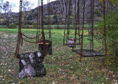 Lake Shawnee in West Virginia is an abandoned amusement park with ...