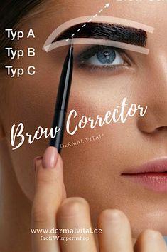Setzen Sie mit den Brow Corrector Stickern den Rahmen für die Augenbrauenform, die gezeichnet werden soll.Wählen Sie aus dem Set das passende Augenbrauen-Design. Setzen Sie den Brow Corrector oberhalb und unterhalb der Augenbrauenlinie. Das Übermalen wird unterbunden. Ungewollte Hautverfärbungen mit Henna oder Augenbrauenfarbe werden verhindert. Die Augenbrauenform wird vordefiniert. Schützt empfindliche Haut beim Auftragen der Lotion vom Browlifting. Einwegartikel Lotion, Eyelashes, Eyebrows, Aj Styles, Lash Lift, Girly Things, Girly Stuff, Eyelash Extensions, Dreads