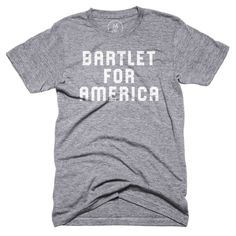 Bartlet For America Premium Heather (Men's)