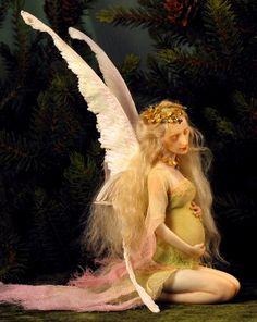 Pregnant Faery 2 by Forest Rogers