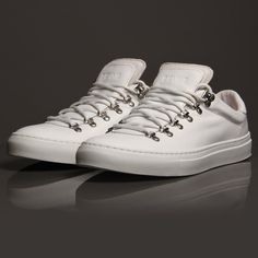 Diemme Marostica Low in luxurious white leather, crafted in the heart of Italy White Leather, Street Wear, Converse, Footwear, Culture, Style Inspiration, Luxury, Sneakers, Italy