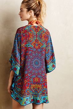 Narissa Silk Caftan                                                                                                                                                     More