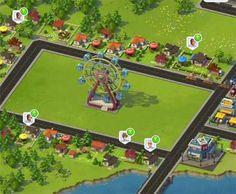 Sim city mobile
