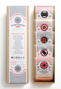 Katsuya Arai for Sizuyapan Logo Design Love, Id Design, Design Web, Graphic Design, Rice Packaging, Smart Packaging, Food Branding, Branding Design, Dry Fruit Box