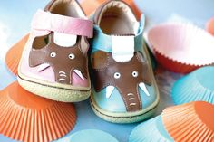 These are a go-to in our house! So sweet!  Livie and Luca Elephants Spring 2013