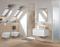 113 best Badezimmer mit Dachschräge images on Pinterest