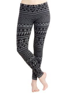 Cozy on the Couch Leggings, ModCloth $33 With these 'pants' I say screw you winter. And screw you pants. Leg sweaters ho!
