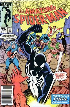 THE AMAZING SPIDER-MAN #270  MARVEL COMICS  NOVEMBER 1985  $.65