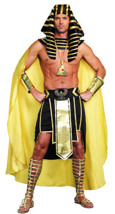 Männer Kostüm Ägypter für Fasching und Mottoparty