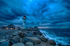 """morethanphotography:  """" Scituate Blues! by fmarty  """""""