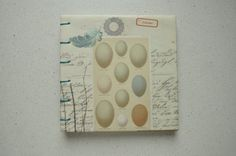 Small Copticstitched Journal  Blank pages by vanessasfancy on Etsy, $15.00