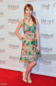 Actress/Singer Serena Laurel attends Cinemagic Los Angeles showcase preview of 'Chancer' at Fairmont Miramar Hotel on February 16, 2017 in Santa Monica, California.