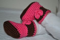 Baby girl cowgirl boots by BellasBabyTreasures on Etsy, $5.00