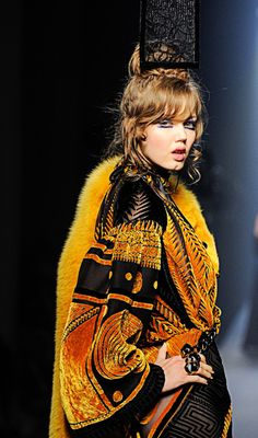 Fuck Yeah Fashion Couture | Jean Paul Gaultier  Haute Couture Fall-Winter 2015