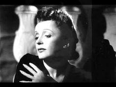 Edith Piaf - La Vie, L'Amour