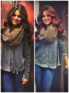 selena gomez- her hair Nina Dobrev, Selena Gomez, Winter Outfits, Casual Outfits, Brown Eyed Girls, Marie Gomez, Celebs, Celebrities, Dress To Impress
