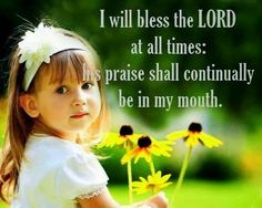 Download HD Christian Bible Verse Greetings Card & Wallpapers Free: Praise Shall Continually