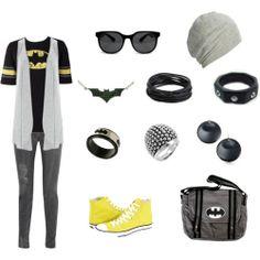 batman polyvore | batman! - Polyvore