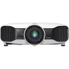 Epson - PowerLite Home Cinema 5030UBe Wireless 3D 1080p 3LCD Projector - Larger Front #video projectors #searchub