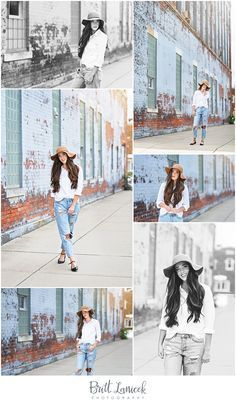 Urban senior pictures | Downtown senior pictures | Editorial senior pictures | Senior picture poses | Downtown Toledo Senior Portraits by Britt Lanicek Photography | http://www.brittlanicekphotography.com