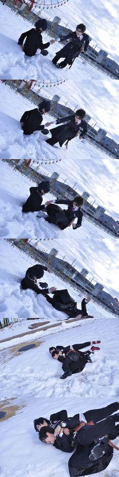 * - eight(エイト) Yukio Okumura Cosplay Photo - WorldCosplay