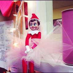 The Dance Buzz: Our Elf: Izzy!