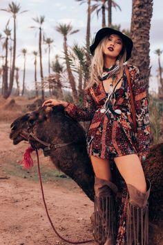 Moroccan dreams X The Atlas Magazine Boho Chic, Bohemian, Cochella, The Atlas, Gypsy Style, Marrakech, Daydream, Moroccan, Camel