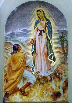 9 Dicembre - San Juan Diego (veggente della Madonna di Guadalupe)