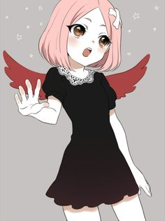 Yachiru ^_^ Credits to the Artist this is awesome! and Kawaii!