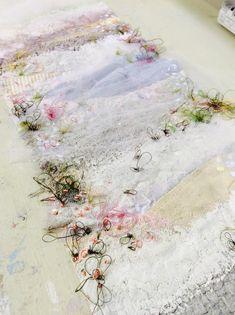 Emily Notman - Textile hanging