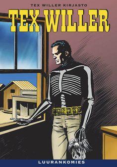 Tex Willer Kirjasto: Tex Willer - Luurankomies