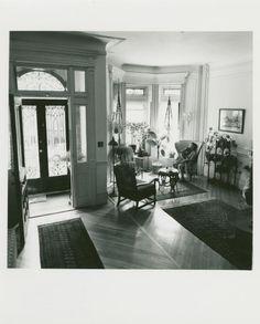 Geoffrey & Tobi Needler. 51 Montgomery Pl., Park Slope, Brooklyn. June 24, 1978.
