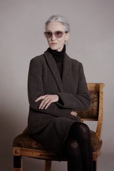 ADVANCED STYLE: Linda Rodin Stars The Row's Latest Look Book