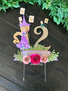Excited to share this item from my shop: Tangled cake topper, cake topper, disney princess cake topper, rapunzel cake topper Disney Cake Toppers, Princess Cake Toppers, Disney Cakes, Custom Cake Toppers, Princess Wedding Cakes, Princess Cakes, Cupcake Toppers, Bolo Rapunzel, Rapunzel Birthday Cake