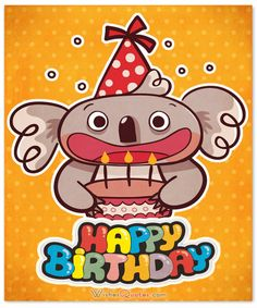 Whether you are a parent, a aunt, or family friend, these cute birthday wishes for kids are an added layer of joy in the birthday celebration! Birthday Wishes For Kids, Cute Happy Birthday, Happy Birthday Images, Happy Birthday Cards, Birthday Celebration, Birthday Quotes, Birthday Greetings, Funny Birthday, Funny Quotes For Teens