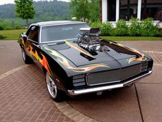 1969 Chevrolet Camaro SS Show Muscle Car | Muscle Cars World