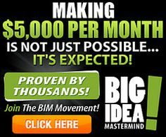 Big Idea Mastermind is an automated marketing system that helps marketers in promoting products and manage their clients and members. According to its founder and CEO Vick Strizheus, its main objective is to help new and experienced marketers earn real income online!