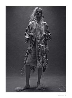 rise & shine: natalia siodmiak by scott trindle for vogue australia may 2014